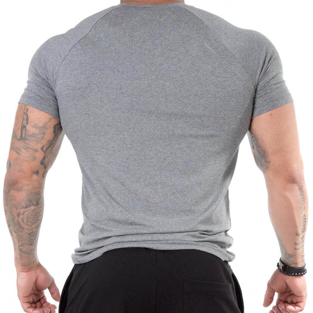 3d8778471a Camisa Action Gola V Aluminium - barbell Brasil