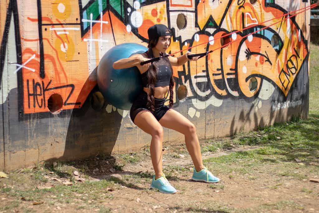 exercícios com faixa elástica 5
